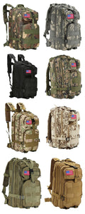 MROYALE™ 40L Military Tactical Army Molle Rucksack Assault Backpack bags MRoyale™ Fashion