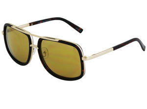 MRoyale™ Elite Men's Aviator Sunglasses sunglasses MRoyale™ Fashion Gold Frame / Gold Mirror