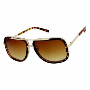 MRoyale™ Elite Men's Aviator Sunglasses sunglasses MRoyale™ Fashion Tortoise Frame / Brown