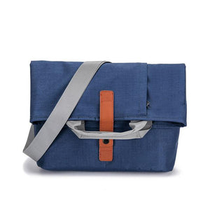 "MRoyale™ Men's Oxford Crossbody 13"" Laptop Messenger Satchel Bag Crossbody Bags MRoyale™ Fashion Blue"