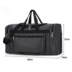 MRoyale™ Men's Sports Nylon Gym Duffle Travel Bag 380430 elitedealsoutlet