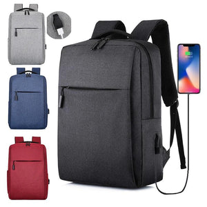 MRoyale™ Men's USB Charging Backpack Backpacks MRoyale™ Fashion