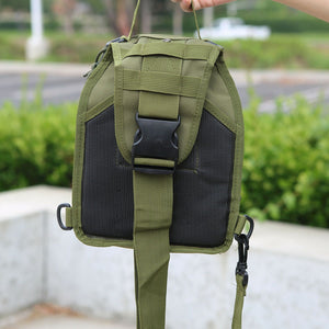 MRoyale™ Military Tactical Army Sling Chest Day Pack Shoulder Backpack crossbody bag MRoyale™ Fashion