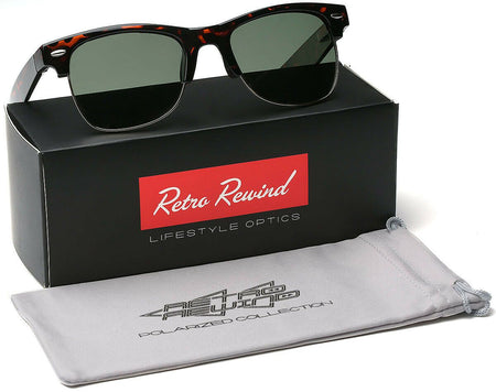 MRoyale™ Retro Men's Large Polarized Sunglasses sunglasses MRoyale™ Fashion