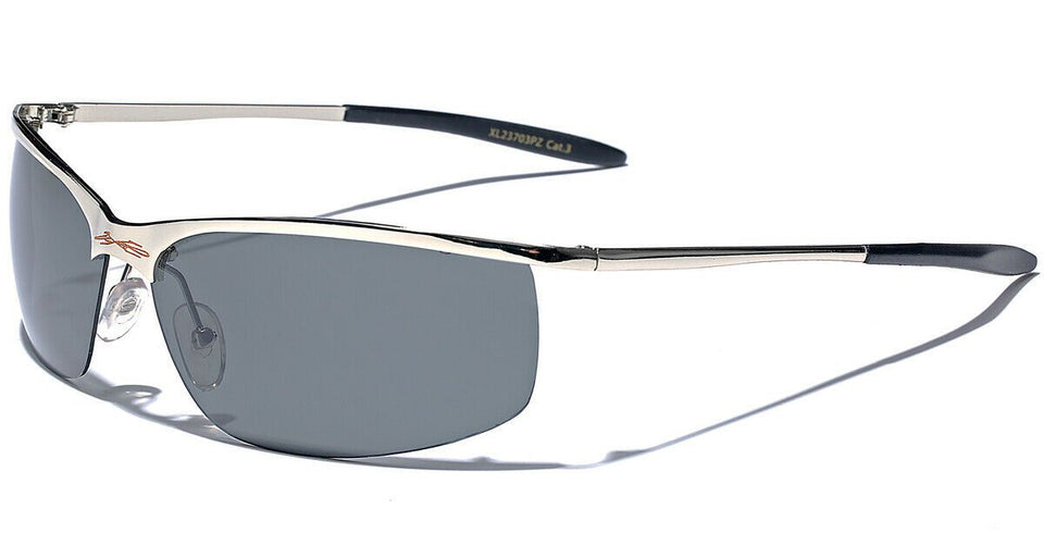MRoyale™ X Men's Sports Anti-Glare Sunglasses sunglasses MRoyale™ Fashion Silver