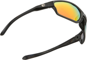 NGen™ Active Men's Sports Polarized Sunglasses sunglasses NGen™ Fashion Black - Red Mirror Lens