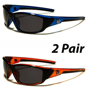 NGen™ Active Set Men's Sports Polarized Sunglasses sunglasses NGen™ Fashion 1 Blue 1 Orange