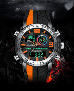 PEN™ Men's Military LED Sports Watch Military Watch PEN™ Fashion