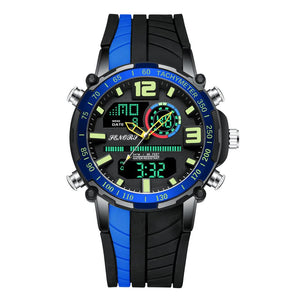 PEN™ Men's Military LED Sports Watch Military Watch PEN™ Fashion Blue