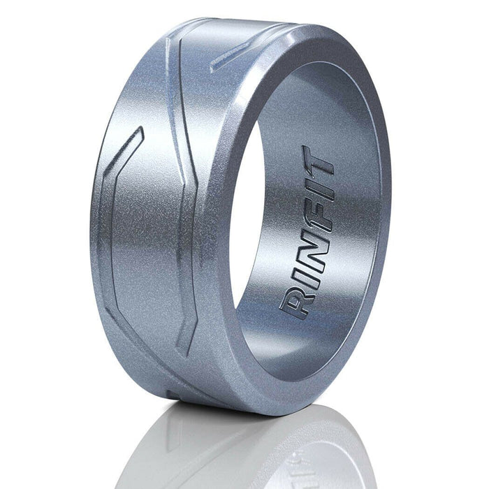 RFit™ Men's Premium Silicone Wedding Ring/Band (Sizes 7-13) men's ring RFit™ Fashion