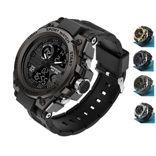 SAN™ Men's Military Sports Watch Military Watch SAN™ Fashions