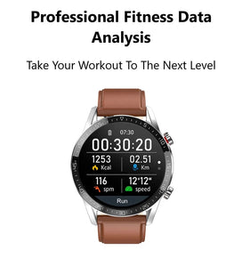 SMAXPLUS™ EDGE Men's SMARTWATCH Call/Text, Fitness & Health Tracker, Heart Rate Monitor, Bluetooth (Android/IOS) smartwatch SMAXPlus™ Edge