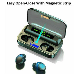 SMAXPRO™ Bluetooth 5.0 Earbuds: Noise Canceling Waterproof Headset w/ MIC Bluetooth Earbuds SMAXPRO™ Fashion