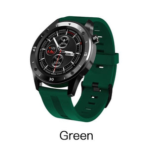 SMAXPRO™ LIVE Men's SMARTWATCH Fitness Sleep Tracker, Heart Rate Monitor, Bluetooth (Android/IOS) Smart Watches SMAXPRO™ LIVE Green