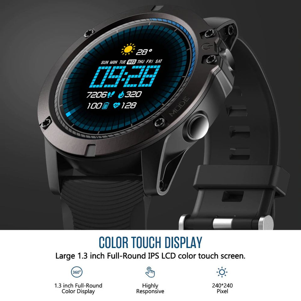 SMAXProZ™ SMART Color Touch Heart Rate Multi-Sport Tracking Smartwatch smartwatch SMAXProZ™ Fashion