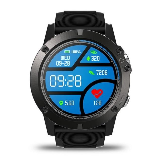 SMAXProZ™ SMART Color Touch Heart Rate Multi-Sport Tracking Smartwatch smartwatch SMAXProZ™ Fashion Black