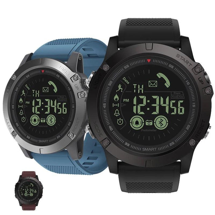 SMAXProZ™ SMART Waterproof Sport Military Activity Tracking Smartwatch smartwatch SMAXProZ™ Fashion