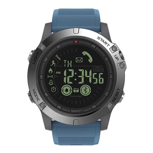 SMAXProZ™ SMART Waterproof Sport Military Activity Tracking Smartwatch smartwatch SMAXProZ™ Fashion Slate