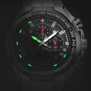 WMaxElite™ Men's Business Sport Quartz Luminous Wrist Watch Quartz Watches WMaxElite™