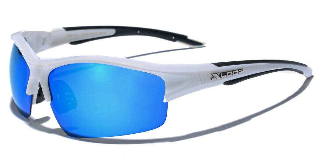 XLow™ Men's Sports Polarized Sunglasses sunglasses XLow™ Fashions White - Ice Lens