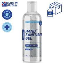 Load image into Gallery viewer, 45 x 100ml Sanotize Hand Sanitiser 70% - BULK *Only £2.66 per unit