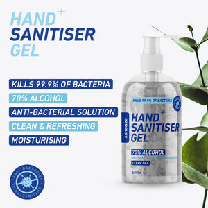 12 x 500ml Sanotize Hand Sanitiser 70% - BULK *Only £7.49 per unit