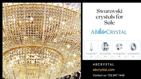 Swarovski Crystals for Sale: The Right Opportunity to Add Them to Your Collection