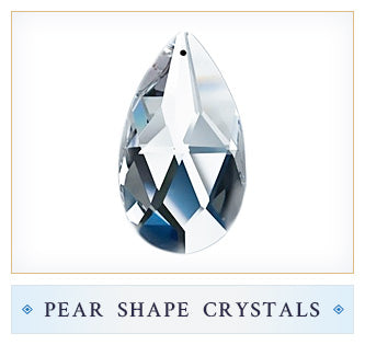 Shop Pear Shape Crystals