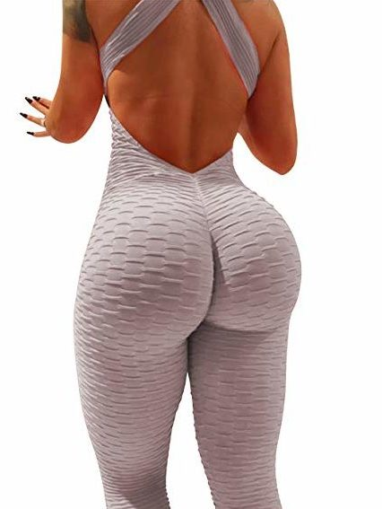 Peach Lust Fitness Bodysuit