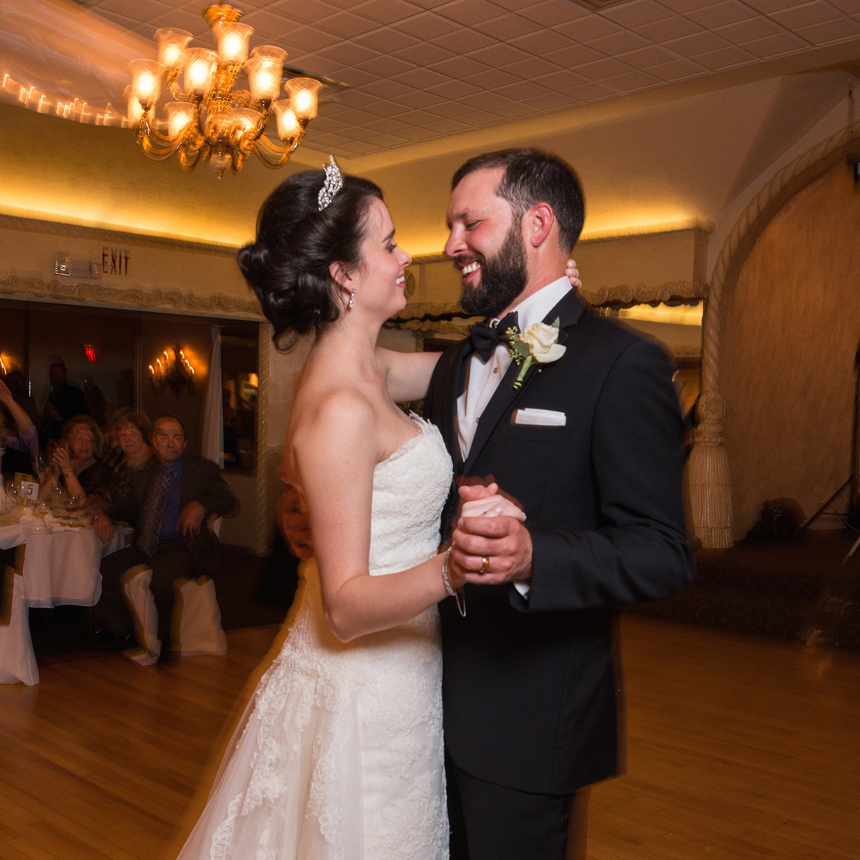 Allison and Jay First Dance