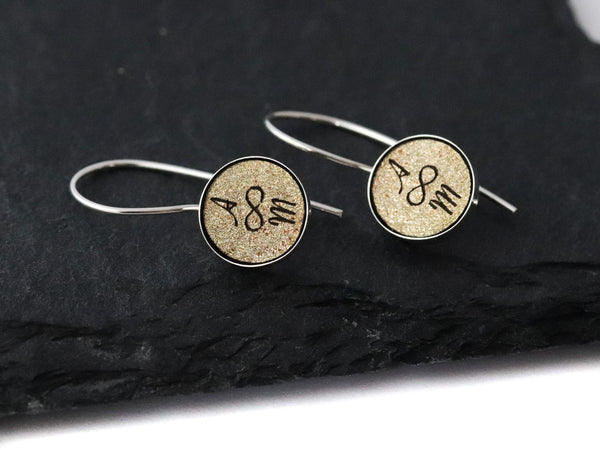 Champagne Gold Personalized Jewelry