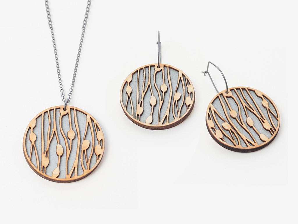 Branch Wood Jewelry