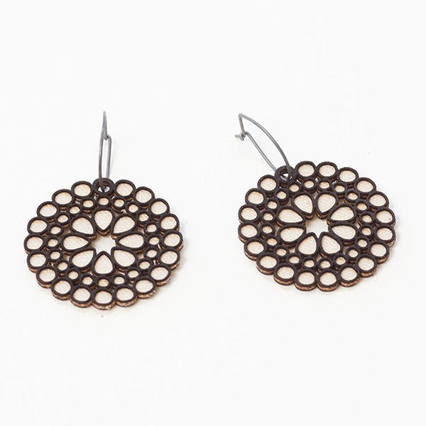 Circle of Love Earrings