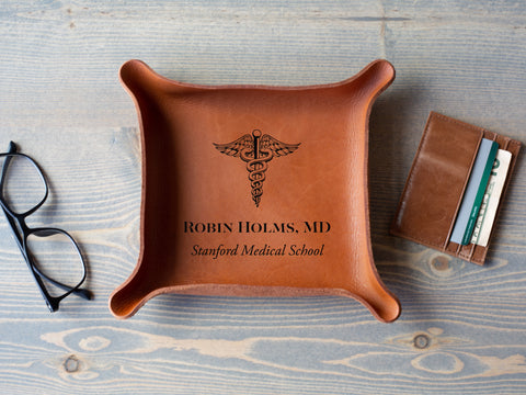 Medical School Graduation Tray