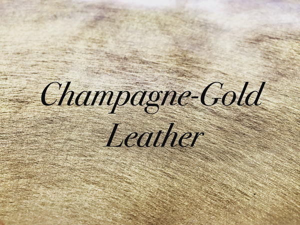 Champagne Gold | Personalized Jewelry