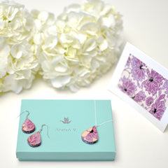 Earrings - Lotus Earrings