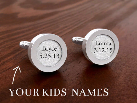Father's Day Cufflinks