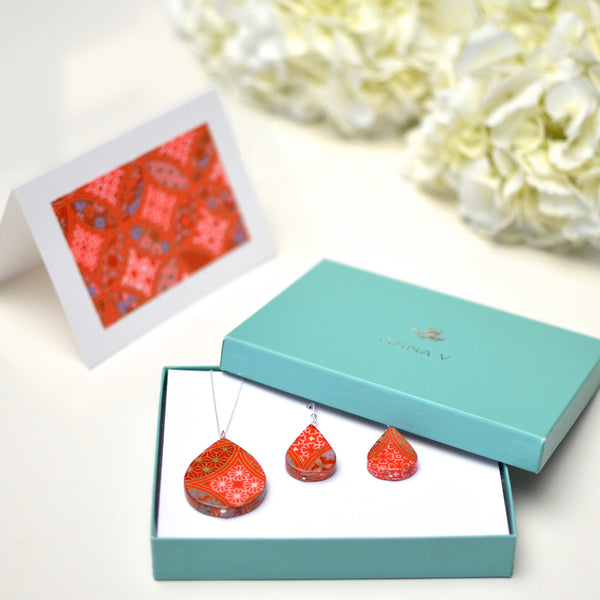 Gift Sets - Cherry Gift Set