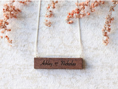 kids names personalized necklace
