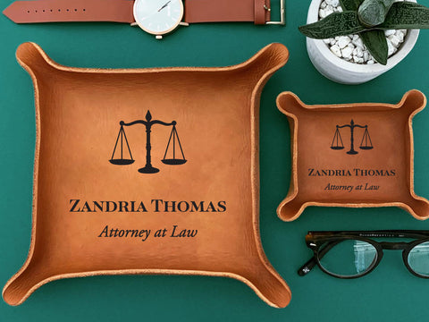Law School Graduation Trays