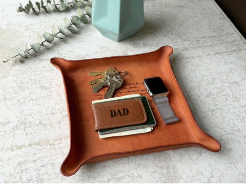 """DAD"" Money Clip"