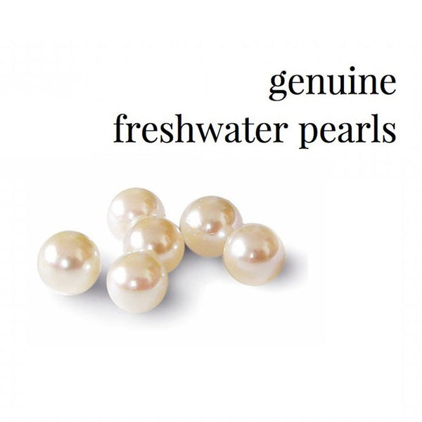 Necklaces - Moonlight Pearl Necklace