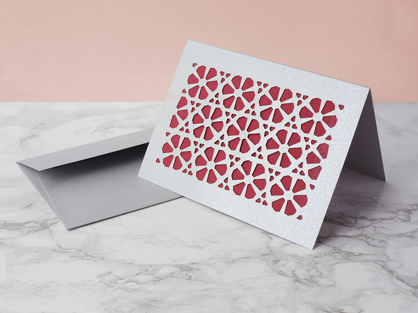 Traditional Ruby Wedding Gifts: Ruby Paper Gems Paper Anniversary Gift For Her