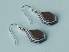 paper earrings gift