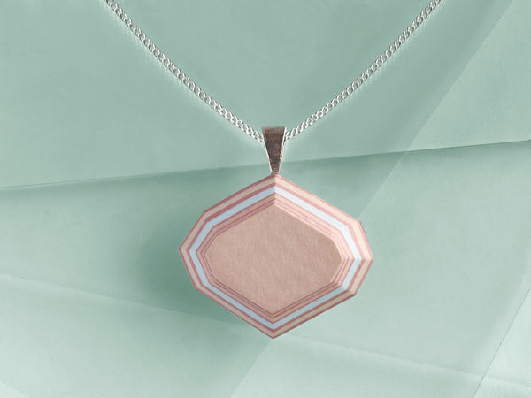 paper necklace gift