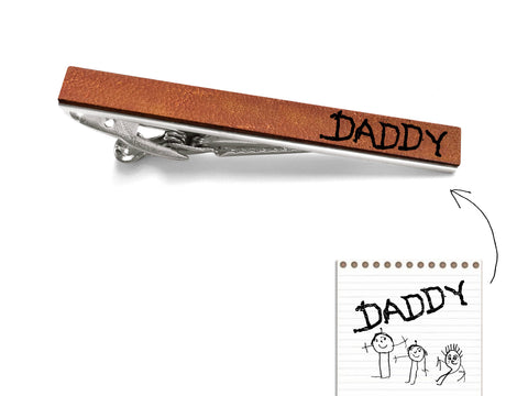 Father's Day Tie Clip