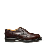 Brown Horween 4 Eye Gibson Brogue Shoe