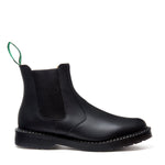 Black Greasy Dealer Boot