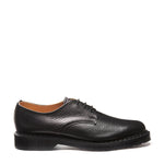 Black Grain 3 Eye Gibson Shoe