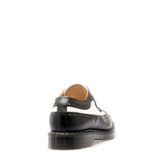 Black & White American Brogue Shoe